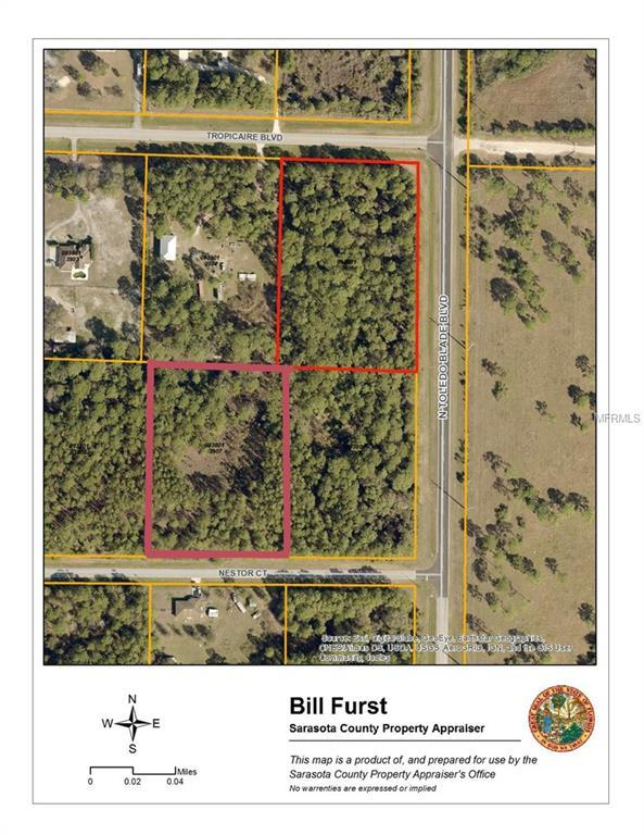 Tropicaire/Nestor Boulevard, North Port, FL 34286 (MLS #D5922238) :: The Duncan Duo Team