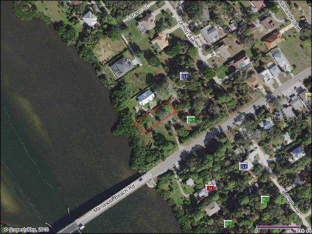 Bayshore Drive, Englewood, FL 34223 (MLS #D6102040) :: The BRC Group, LLC