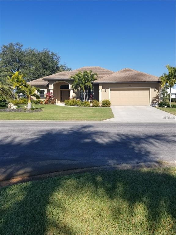 389 Eden Drive, Englewood, FL 34223 (MLS #D6104641) :: White Sands Realty Group