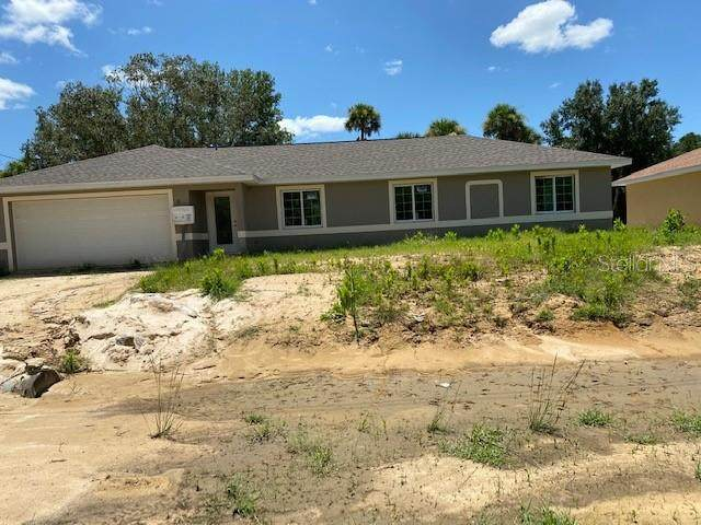 1684 Blackwood Circle, North Port, FL 34288 (MLS #D6112572) :: Cartwright Realty