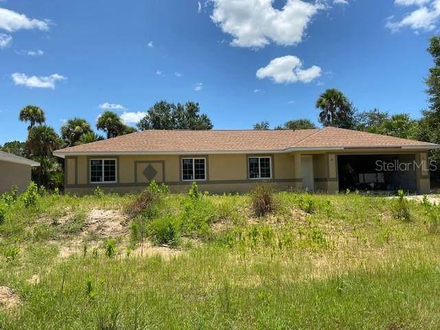 1710 Blackwood Circle, North Port, FL 34288 (MLS #D6112573) :: Cartwright Realty
