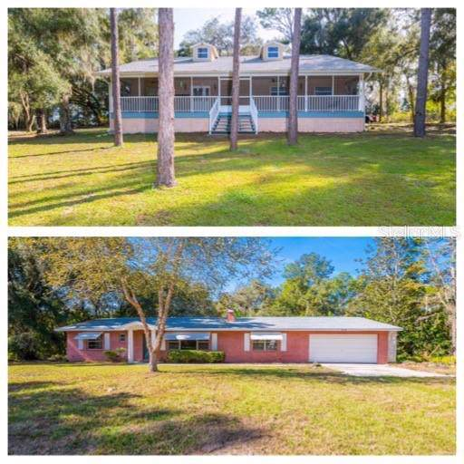 8130 / 8140 Croom Rital Road, Brooksville, FL 34602 (MLS #G5023297) :: The Robertson Real Estate Group