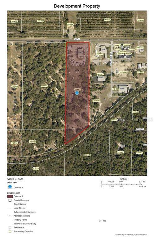 21628 State Road 46, Mount Dora, FL 32757 (MLS #G5032024) :: Southern Associates Realty LLC