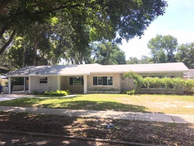 1009 Biltmore Place, Lakeland, FL 33801 (MLS #L4908839) :: The Figueroa Team