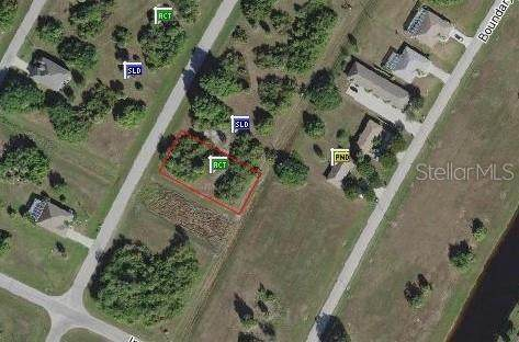 199 Sunset Road N, Rotonda West, FL 33947 (MLS #N6113060) :: Griffin Group