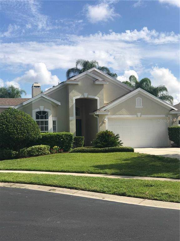 516 Sagecreek Court, Winter Springs, FL 32708 (MLS #O5799893) :: Premium Properties Real Estate Services