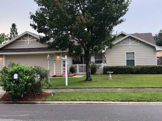 2297 Winslow Circle, Casselberry, FL 32707 (MLS #O5804894) :: Team 54
