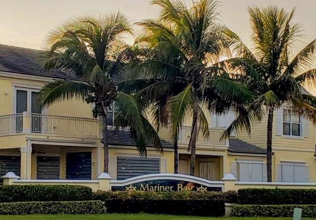 605 Mariner Bay Boulevard, Fort Pierce, FL 34949 (MLS #O5814563) :: Bustamante Real Estate