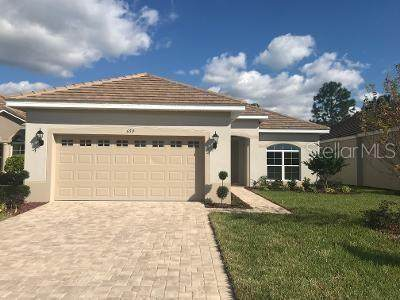659 Newhall Lane, Debary, FL 32713 (MLS #O5894559) :: Carmena and Associates Realty Group