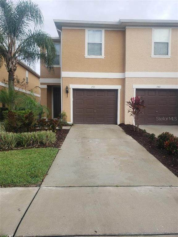 1571 Chelsea Drive, Davenport, FL 33897 (MLS #O5905755) :: Griffin Group