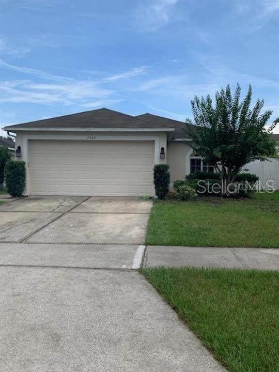 1532 Loch Avich Road, Winter Garden, FL 34787 (MLS #O5907044) :: Alpha Equity Team
