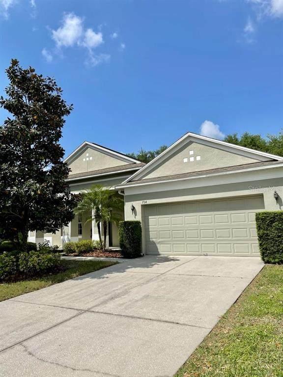 734 Shadowmoss Drive, Winter Garden, FL 34787 (MLS #O5932102) :: Bustamante Real Estate