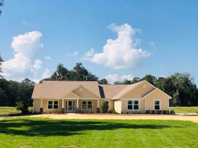 5652 NW 143RD, Morriston, FL 32668 (MLS #OM601484) :: Key Classic Realty