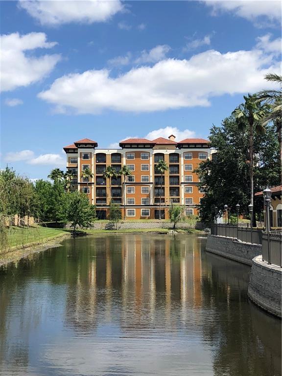 12538 Floridays Resort Drive 611C, Orlando, FL 32821 (MLS #S4853657) :: The Duncan Duo Team