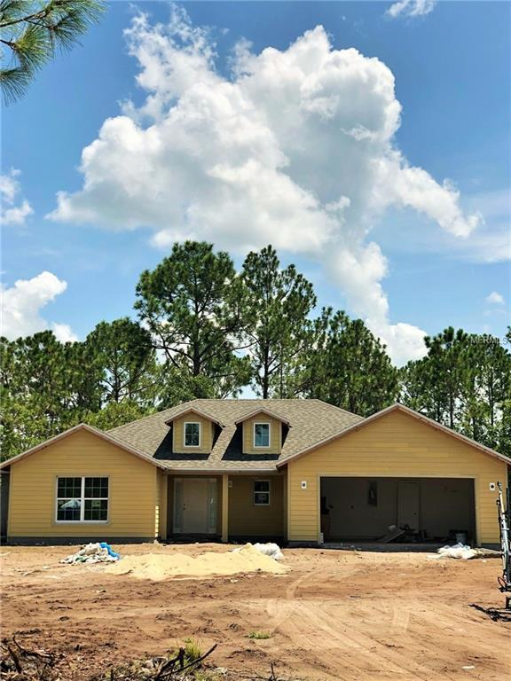 6960 Greenhorn Path, Saint Cloud, FL 34771 (MLS #S5000264) :: The Duncan Duo Team