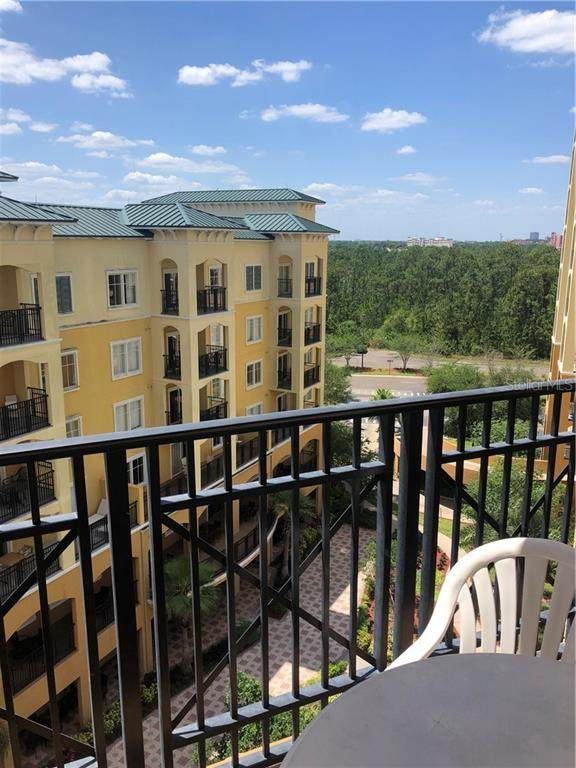 8101 Resort Village Drive #3702, Orlando, FL 32821 (MLS #S5016627) :: Premium Properties Real Estate Services