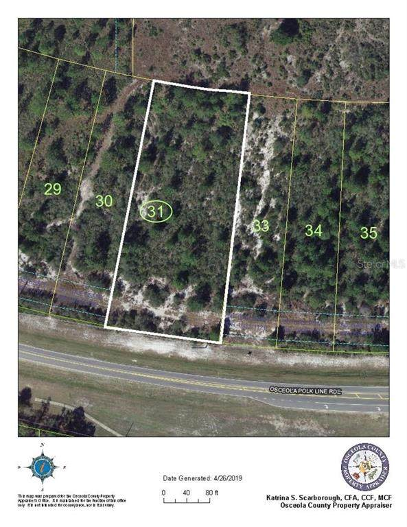 Osceola Polk Line Road, Davenport, FL 33896 (MLS #S5017063) :: Griffin Group