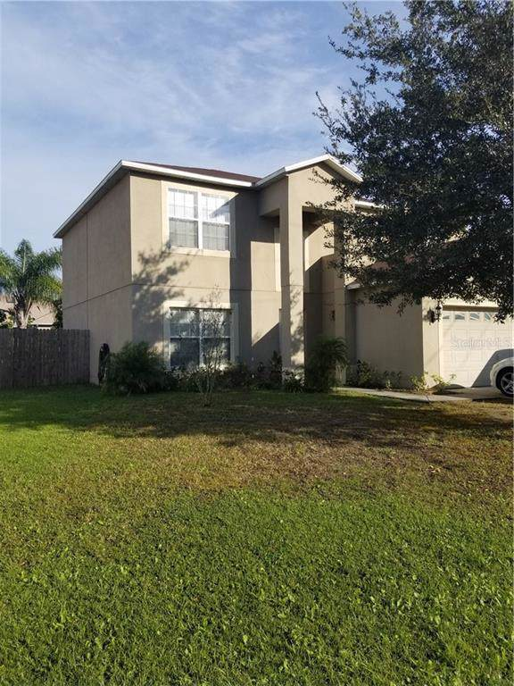 558 Bristol Circle, Kissimmee, FL 34758 (MLS #S5025589) :: GO Realty