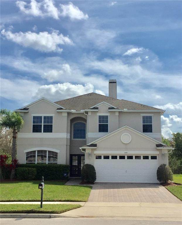 349 Spring Leap Circle, Winter Garden, FL 34787 (MLS #S5030077) :: Cartwright Realty
