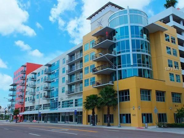 1120 E Kennedy Boulevard #512, Tampa, FL 33602 (MLS #T3125266) :: The Duncan Duo Team