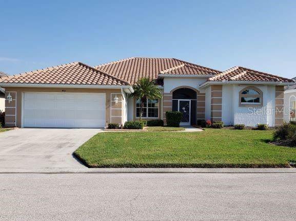 461 Fairway Isles Drive, Venice, FL 34285 (MLS #T3200816) :: Delgado Home Team at Keller Williams
