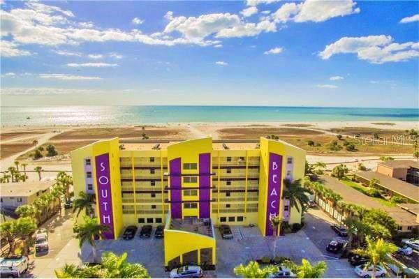 11360 Gulf Boulevard #306, Treasure Island, FL 33706 (MLS #T3205599) :: Griffin Group
