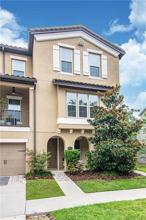 1807 W Azeele Street #1, Tampa, FL 33606 (MLS #T3245949) :: Team Bohannon Keller Williams, Tampa Properties