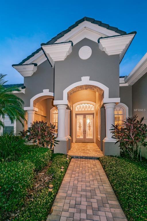 3775 Douglas Place, Palm Harbor, FL 34683 (MLS #U7851784) :: The Light Team