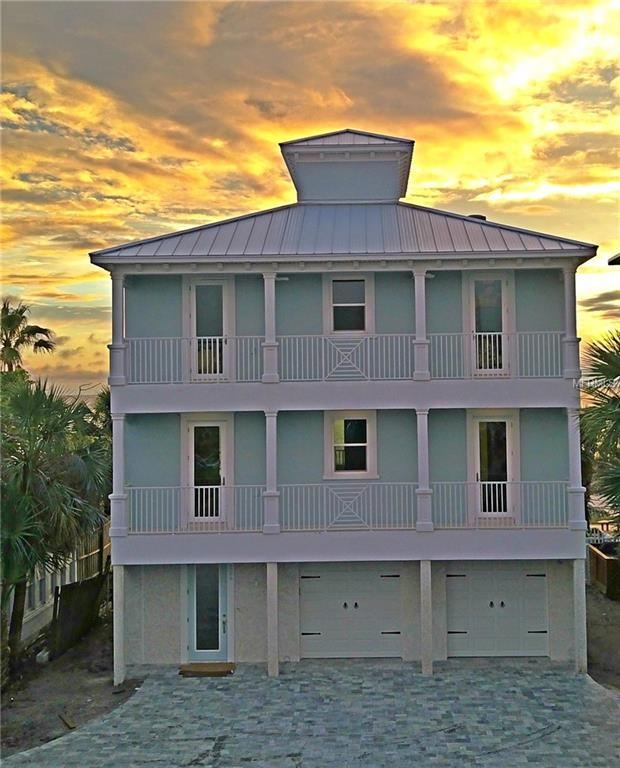 16201 Redington Drive, Redington Beach, FL 33708 (MLS #U8002861) :: Chenault Group