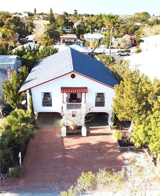 209 Garfield Drive, Sarasota, FL 34236 (MLS #U8021457) :: Mark and Joni Coulter | Better Homes and Gardens