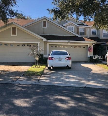 664 Spring Lake Circle, Tarpon Springs, FL 34688 (MLS #U8023386) :: Cartwright Realty