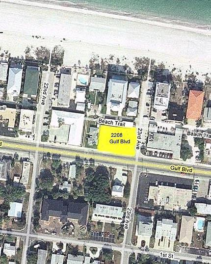 2208 Gulf Boulevard, Indian Rocks Beach, FL 33785 (MLS #U8034648) :: Lockhart & Walseth Team, Realtors
