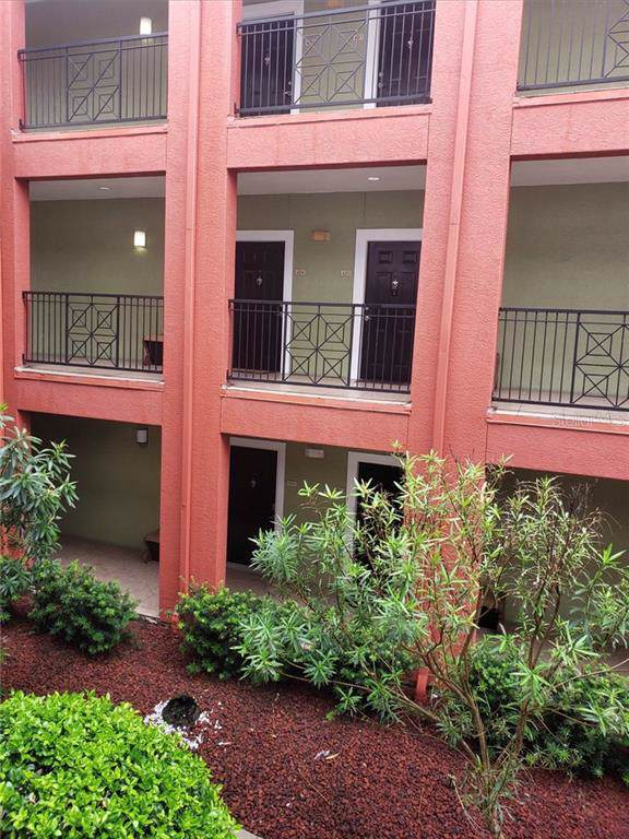 1810 E Palm Avenue #4104, Tampa, FL 33605 (MLS #U8055241) :: Team Bohannon Keller Williams, Tampa Properties