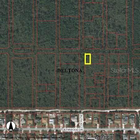 Ruth Avenue, Deltona, FL 32725 (MLS #V4721892) :: Alpha Equity Team