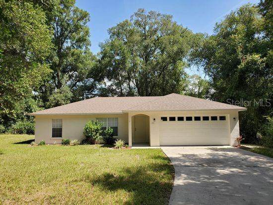 1111 W New York Avenue, Orange City, FL 32763 (MLS #V4914883) :: Sarasota Gulf Coast Realtors