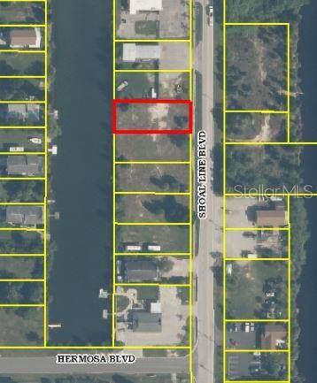 0 Shoal Line Blvd Lot 8, Hernando Beach, FL 34607 (MLS #W7607635) :: Lockhart & Walseth Team, Realtors