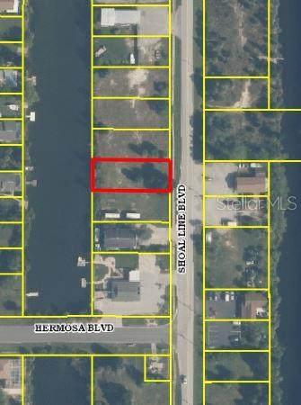 0 Shoal Line Blvd Lot 5, Hernando Beach, FL 34607 (MLS #W7607638) :: Lockhart & Walseth Team, Realtors