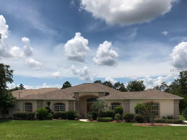 18202 Floralton Drive, Spring Hill, FL 34610 (MLS #W7801174) :: The Duncan Duo Team