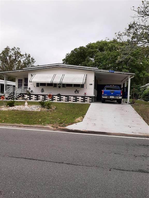 8012 Highpoint Boulevard, Brooksville, FL 34613 (MLS #W7832836) :: Southern Associates Realty LLC