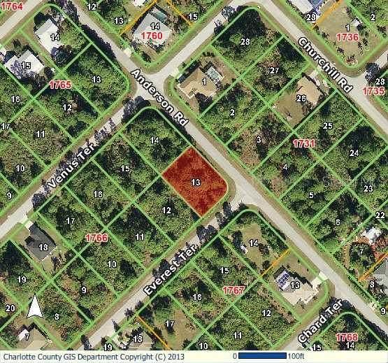 5331 Everest Terrace, Port Charlotte, FL 33981 (MLS #C7043213) :: Premium Properties Real Estate Services