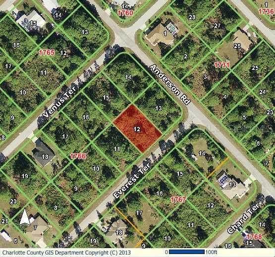5339 Everest Terrace, Port Charlotte, FL 33981 (MLS #C7043215) :: Premium Properties Real Estate Services
