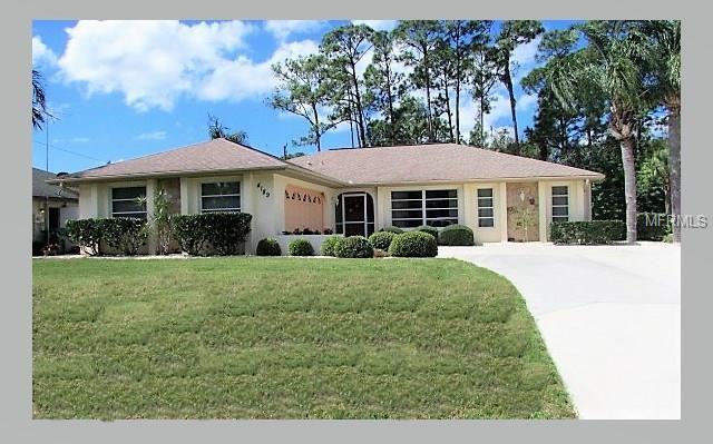 4189 Ormond Street, Port Charlotte, FL 33948 (MLS #C7249597) :: Griffin Group