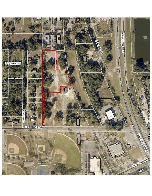 W Hermosa Street, Lady Lake, FL 32159 (MLS #G5043094) :: Memory Hopkins Real Estate