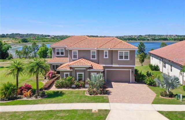 3522 Mediterra Drive, Clermont, FL 34711 (MLS #O5800689) :: Team Bohannon Keller Williams, Tampa Properties
