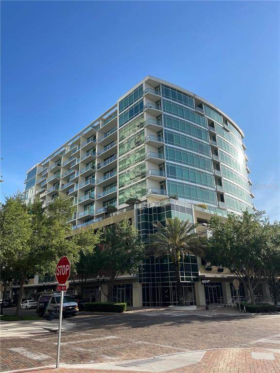 101 S Eola Drive #602, Orlando, FL 32801 (MLS #O5934729) :: Keller Williams Realty Peace River Partners