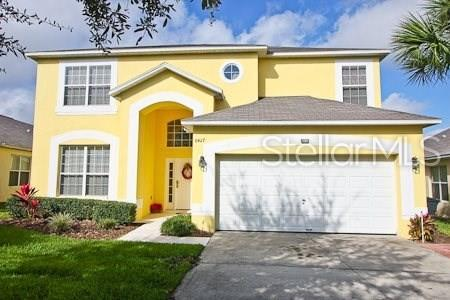 8427 Secret Key Cove, Kissimmee, FL 34747 (MLS #S5013077) :: The Duncan Duo Team