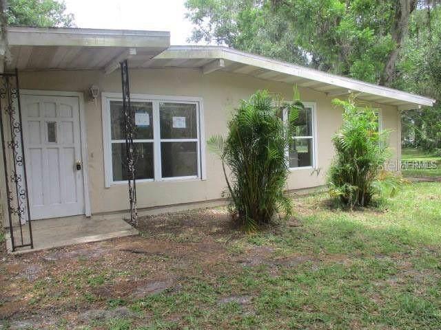 4615 Scott Road, Lutz, FL 33558 (MLS #T3203366) :: Keller Williams Realty Peace River Partners