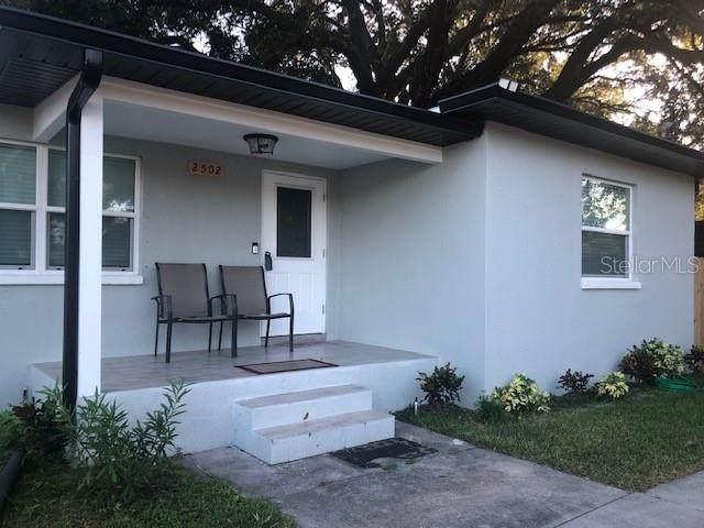 2502 W Henry Avenue, Tampa, FL 33614 (MLS #T3331695) :: Team Bohannon