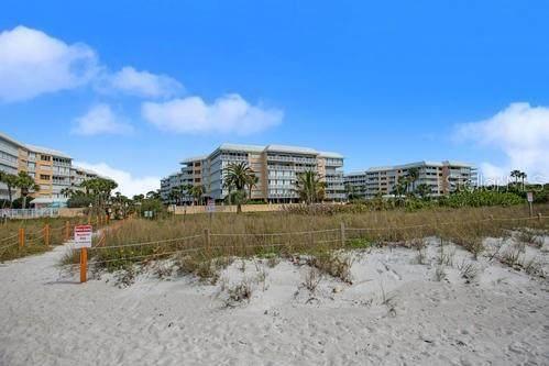 6600 Sunset Way #402, St Pete Beach, FL 33706 (MLS #U8076723) :: Lockhart & Walseth Team, Realtors