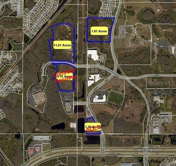 0 Photonics Drive, Trinity, FL 34655 (MLS #W7623512) :: Delgado Home Team at Keller Williams